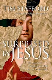 Cover of: Surprised by Jesus