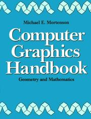 Cover of: Computer graphics handbook