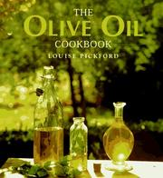 Cover of: The olive oil cookbook