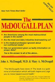 Cover of: The McDougall plan by John A. McDougall