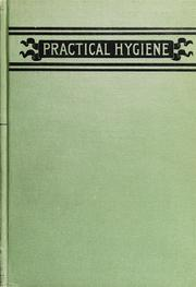 Cover of: American practical hygiene of to-day | Charles Gilman Currier