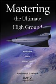Cover of: Mastering the Ultimate High G Round