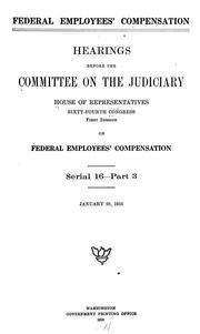 Cover of: Federal employees