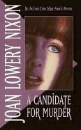 Cover of: A Candidate For Murder