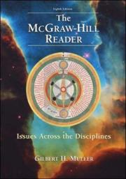 Cover of: The McGraw-Hill reader | [edited by] Gilbert H. Muller.