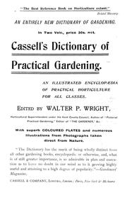 Cover of: Pictorial practical fruit growing | Walter P. Wright