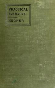 Cover of: Practical zoology by Hegner, Robert William