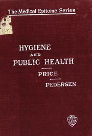 Cover of: Hygiene and public health