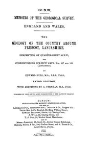 Cover of: The geology of the country around Prescot, Lancashire | Edward Hull