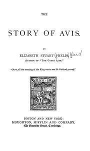 Cover of: The story of Avis