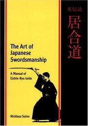 Cover of: The art of Japanese swordsmanship