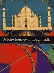 Cover of: A kite journey through India | Tal Streeter