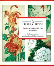 Cover of: Haiku Garden: Four Seasons In Poems And Prints