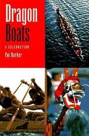 Cover of: Dragon boats
