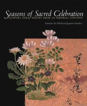 Cover of: Seasons of Sacred Celebration | Kasanoin Jikun