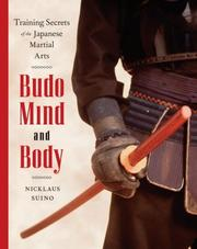Cover of: Budo mind and body