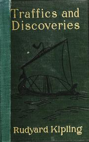 Cover of: Traffic and discoveries | Rudyard Kipling