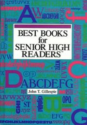 Cover of: Best books for senior high readers