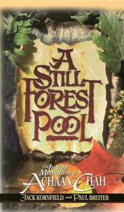 Cover of: A still forest pool