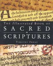 Cover of: The illustrated book of Sacred Scriptures