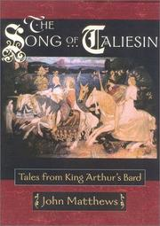 Cover of: The song of Taliesin