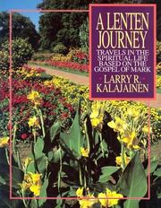 Cover of: A Lenten journey