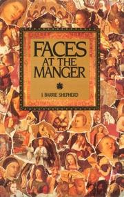 Cover of: Faces at the Manger | J. Barrie Shepherd