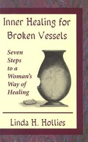Cover of: Inner Healing for Broken Vessels