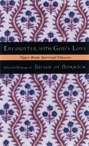 Cover of: Encounter with God's love