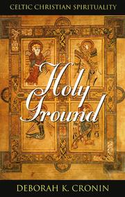Cover of: Holy ground | Deborah K. Cronin