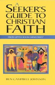 Cover of: A Seeker's Guide to Christian Faith: Leader's Guide