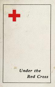 Cover of: Under the red cross | David Henry Wright