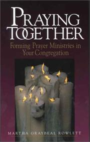 Cover of: Praying Together