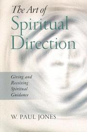 Cover of: The Art of Spiritual Direction