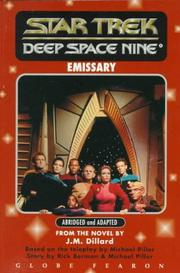 Cover of: Emissary (Star Trek - Deep Space Nine Series) | Joanne Suter