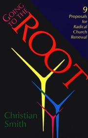 Cover of: Going to the root