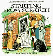 Cover of: Starting from scratch