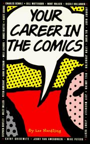 Cover of: Your career in the comics