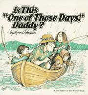 "Cover of: Is this ""one of those days,"" daddy?"