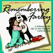 Cover of: Remembering Farley: a tribute to the life of our favorite cartoon dog