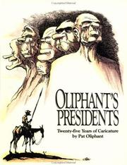 Cover of: Oliphant's Presidents:
