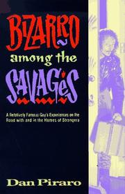 Cover of: Bizarro among the savages