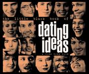 Cover of: The little black book of dating ideas