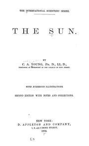 Cover of: The sun | Charles A. Young