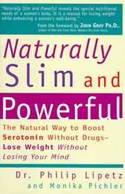 Cover of: Naturally slim and powerful