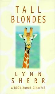 Cover of: Tall blondes