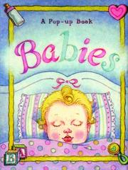 Cover of: A Pop-up Book Babies |