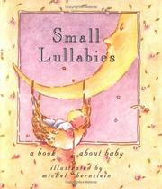 Cover of: Small lullabies