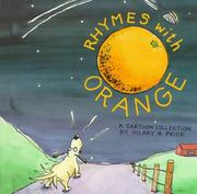 Cover of: Rhymes with orange | Hilary B. Price