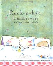 Cover of: Rock-a-bye, lambie-pie
